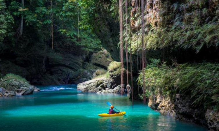 Karawang Green Canyon