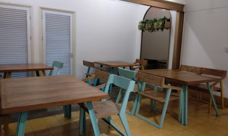 Fatbox, The Pop Up Cafe