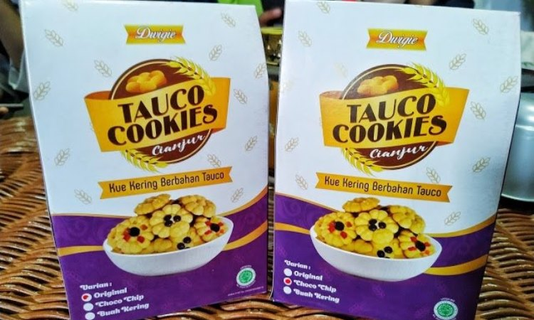 Tauco Cookies